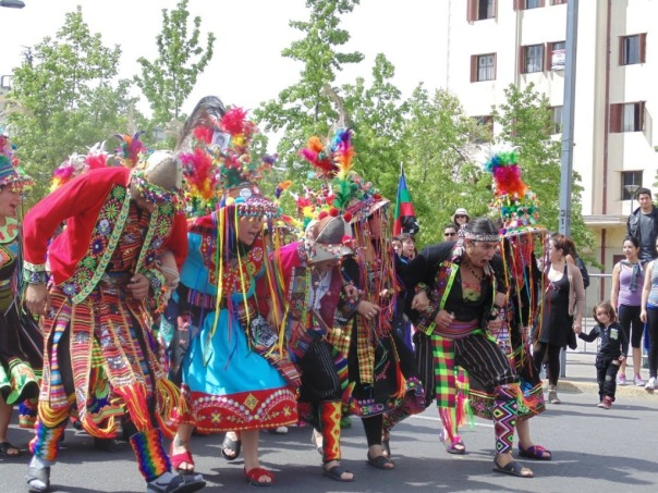 Mapuche columbus 2014 2