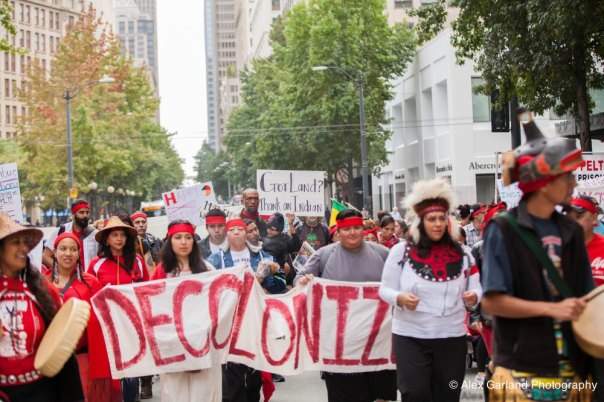 Seattle Indigenous day 3