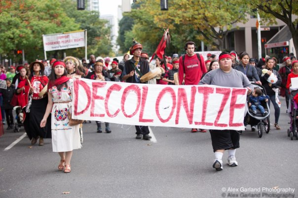 Seattle Indigenous day 4