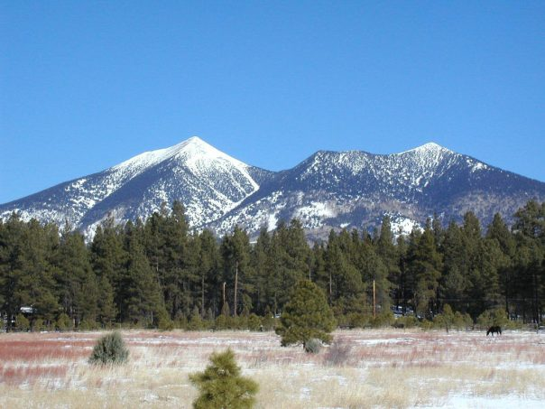 San Francisco Peaks, Arizona.