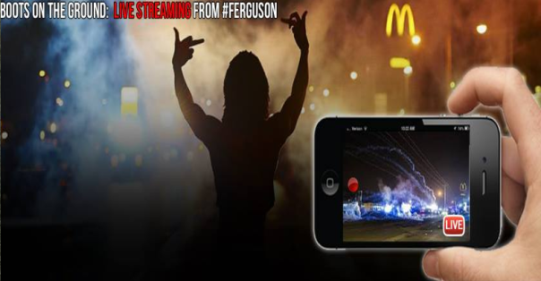 Surveillance live streamers 2