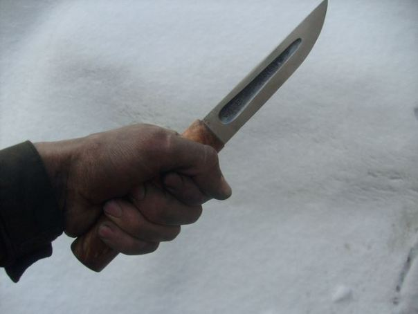 Knife Yakut 6