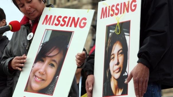 Missing Murdered Women rally