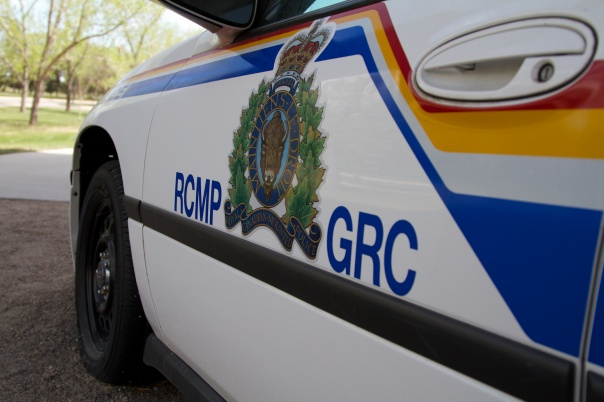 RCMP car logo