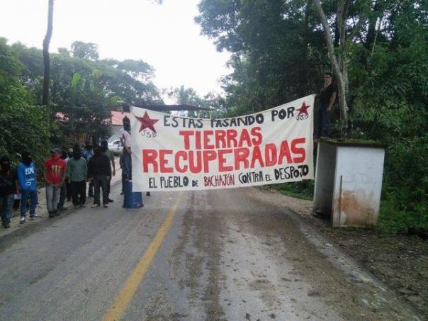 Mexico chiapas bachajon 1