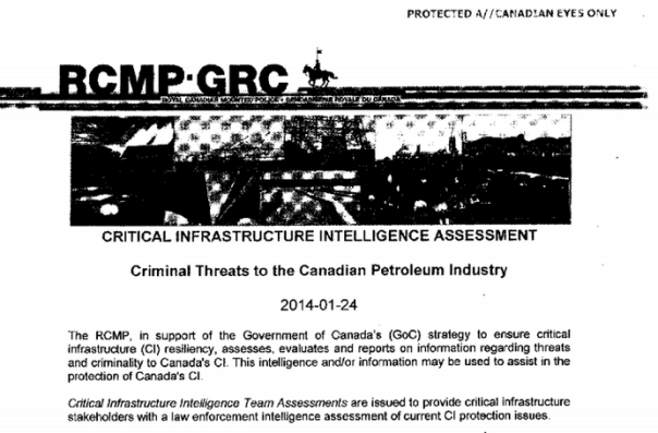 RCMP report 14
