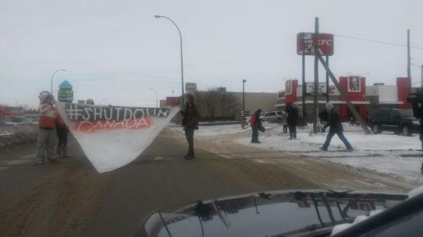 Regina, Saskatchewan.