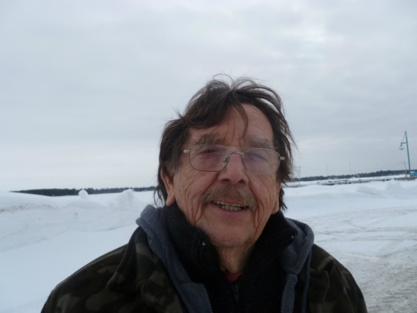 Kenneth Francis, a member of the Elsipogtog First Nation, is planning on launching a legal challenge to prevent fracking on Aboriginal territory in New Brunswick. (Credit: Ann Pohl).