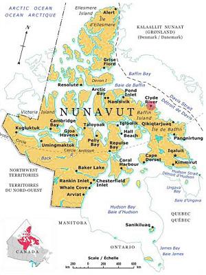 Nunavut Clyde River 2