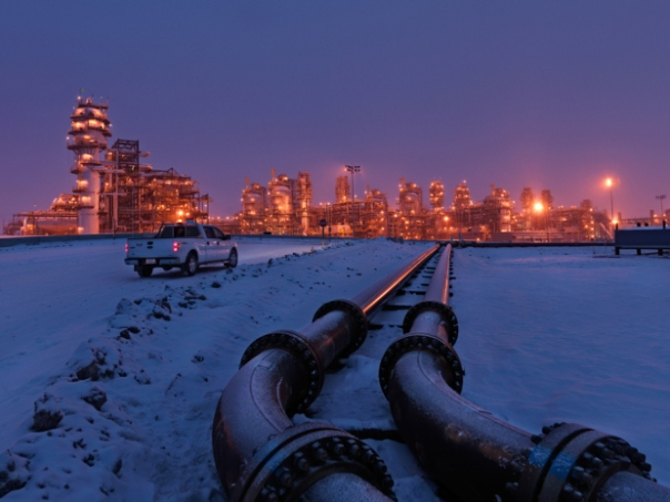 Imperial Oil's Kearl mine needs an average U.S. crude price of about $85 a barrel over its decades-long lifespan to earn a return. Photo: Financial Post.