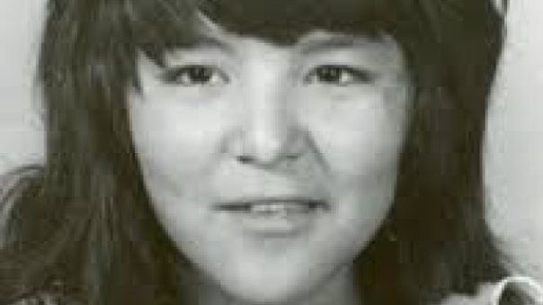 A photo of Annie Yassie from Manitoba's Project Disappear database. The 13-year-old girl had just returned home to Churchill, Man., from residential school when she disappeared on June 22, 1974. (RCMP)