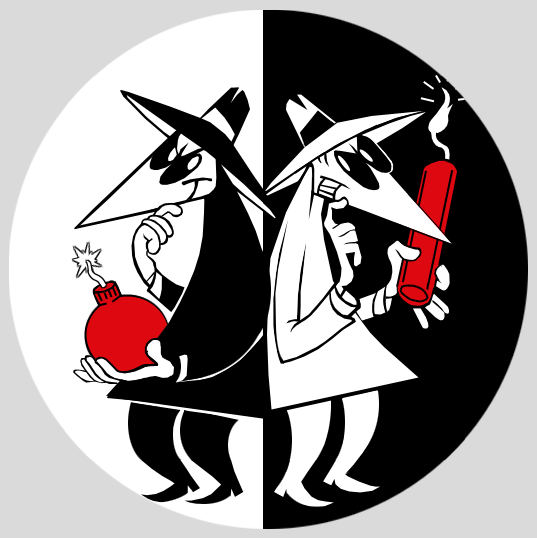 Spy Vs Spy graphic 1