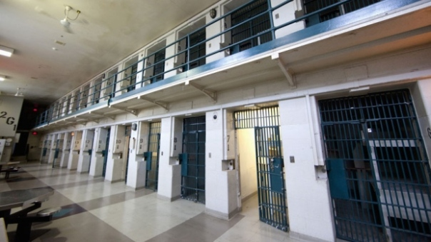 prison cells 1
