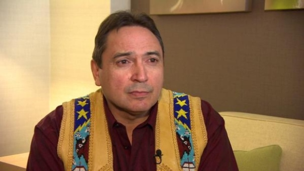AFN grand chief Perry Bellegarde.