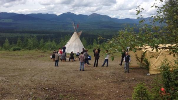 Aghelh Nebun Camp.