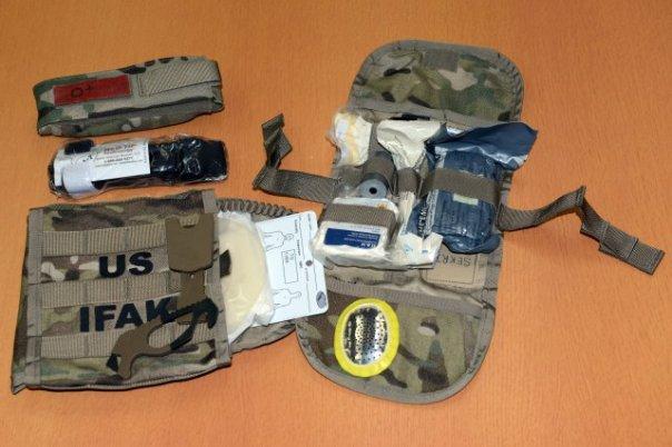 US Army IFAK II.