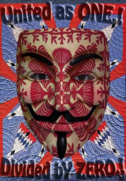 Anonymous First Nations mask