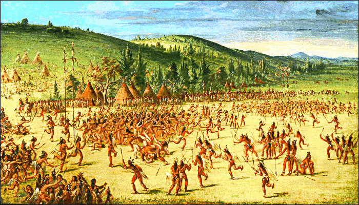 an introduction to the game of lacrosse one of stickball games played by american indians Stickball and lacrosse are similar to one another, the game of lacrosse is a tradition belonging to tribes of the northern united states and canada stickball, on the other hand, continues in oklahoma and parts of the southeastern us where the game originated although the first recorded writing on the topic of stickball was not until the mid-17th century, there is evidence that the game had been developed and played hundreds of years before that.