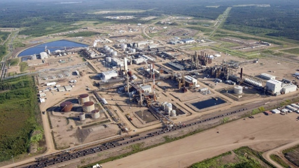 Nexen long lake facility