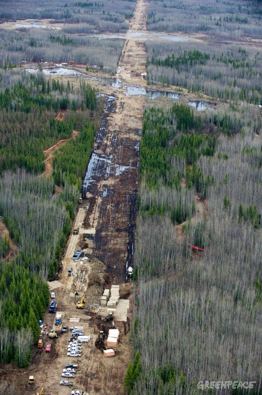 Nexen Pipeline Spill Likely Not The Last First Nations