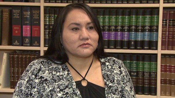 Ethel Pelly, photo: APTN.