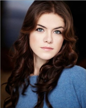 Now 29 years old, Kaniehtiio Horn is a Gemini Award nominated actress for her role in the acclaimed TV series Moccassin Flats. (Kaniehtiio Horn)