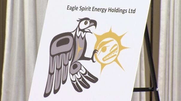 Eagle Spirit Energy logo