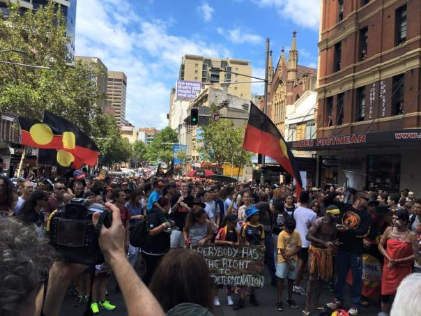 Australia invasion day 2016 1