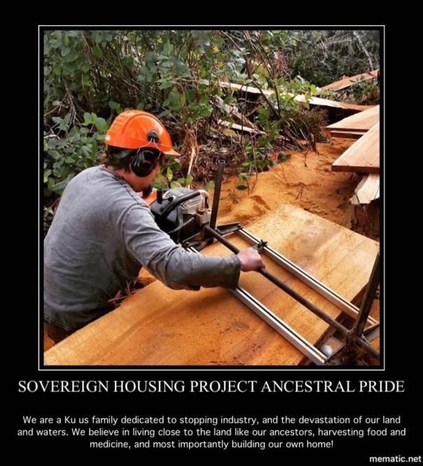 Ancestral Pride milling