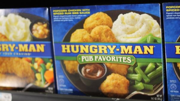 Army Food frozen dinner