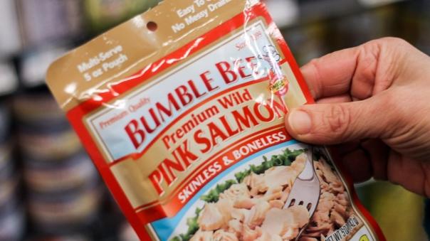 Army Food retort pouch
