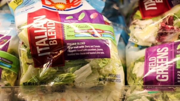Army Food salad