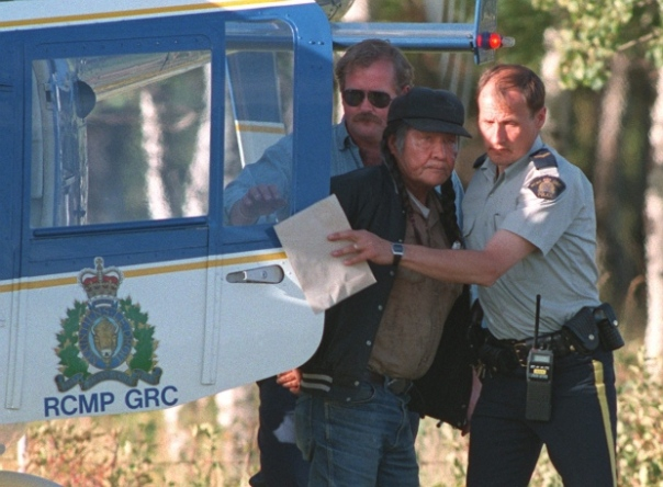 TsPeten wolverine arrest helicopter