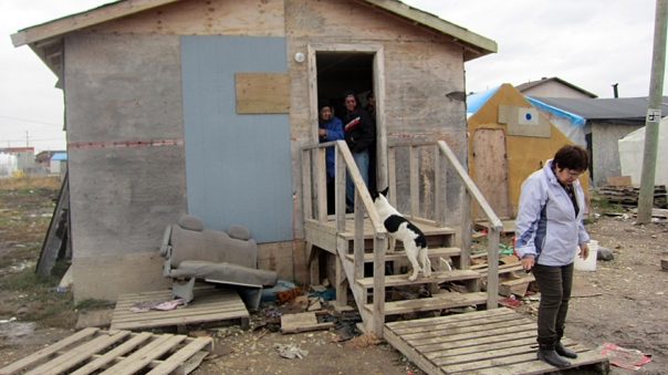 Attawapiskat-house