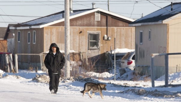 attawapiskat snow