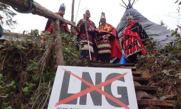 lelu island hereditary chiefs