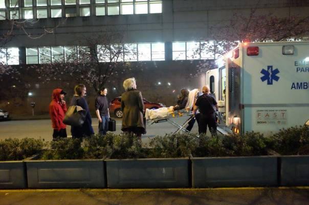 Site c kristin henry ambulance