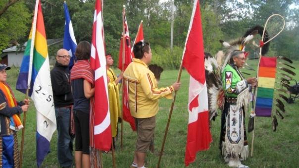 two spirit powwow 2010