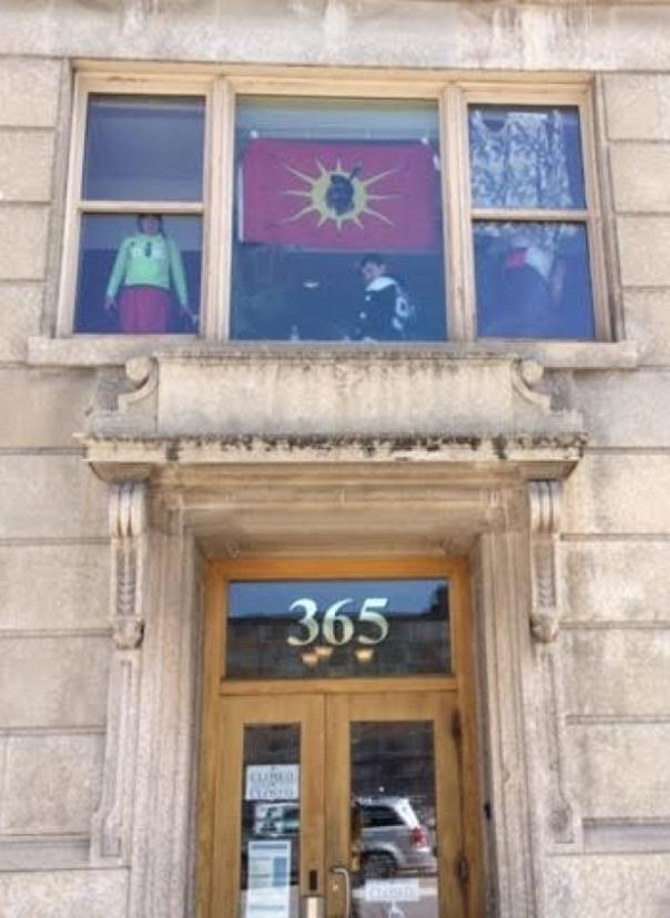 Winnipeg INAC occupation 3