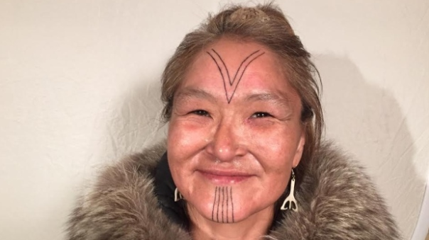 Inuit tattoos 1
