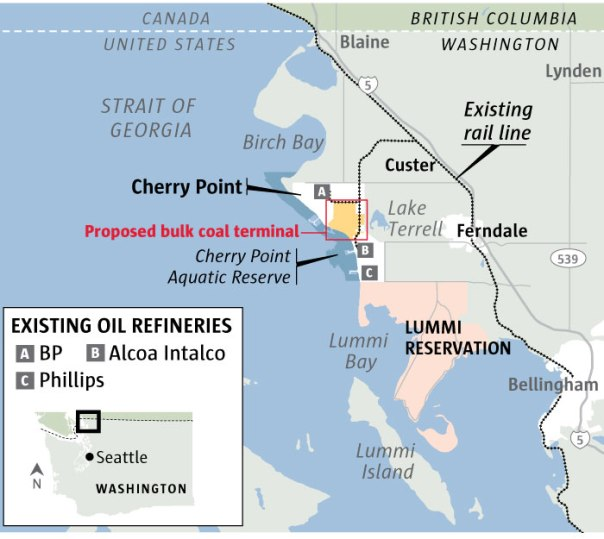 Lummi cherry-point map