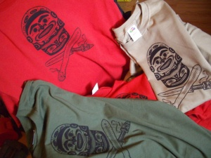 Tshirts Tlingit Warriors sm