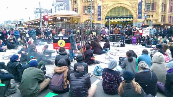 Australia juvenile abuse protest 2