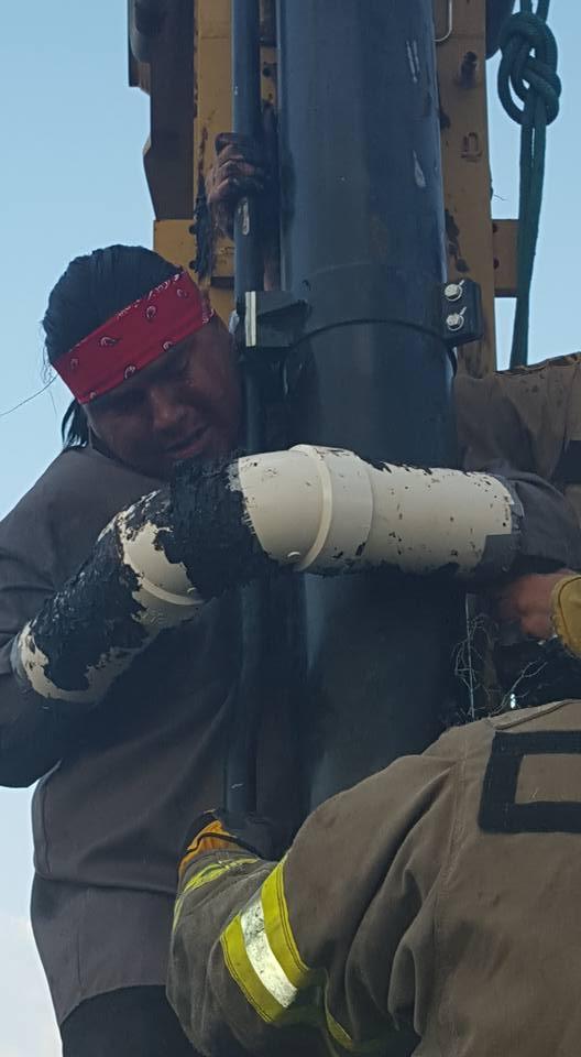 Dakota Access Pipeline american horse 2
