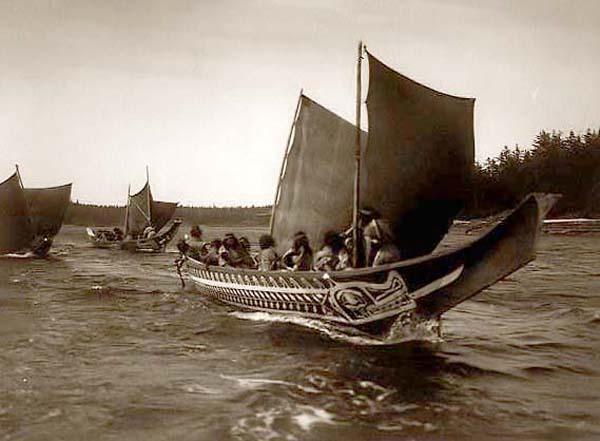 Kwakiutl-Sailing-Boats