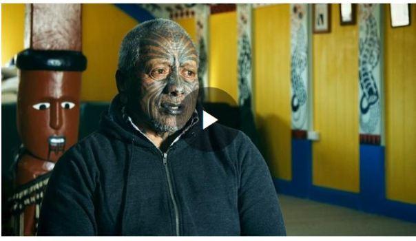 Maori Tame Iti