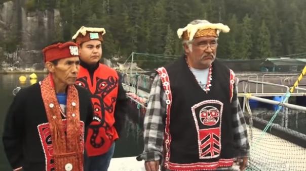 Musgamagw Dzawada'enuxw hereditary-chiefs