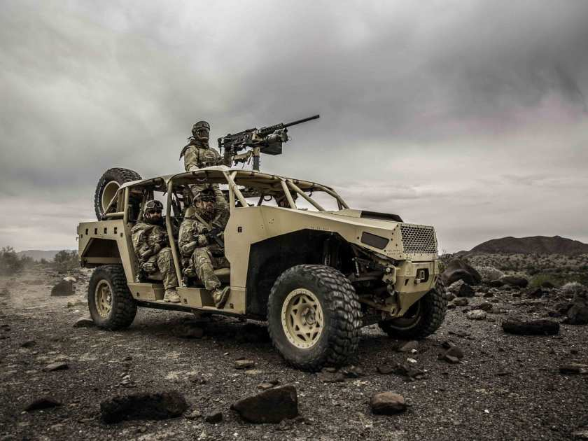 canadian special forces get new ultra light vehicles