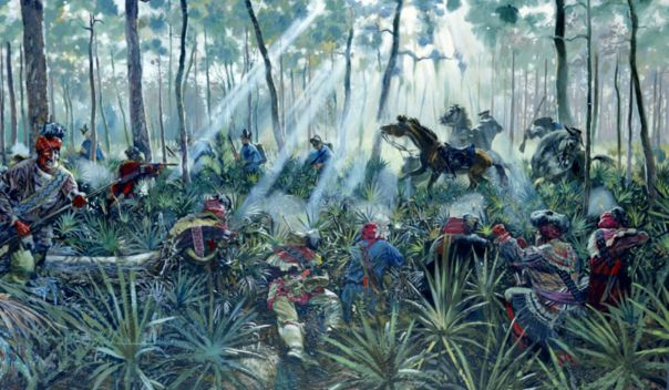 seminole-battle-1830s