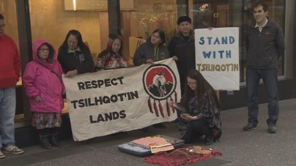 tsilhqotin-taseko-mines-court-protest